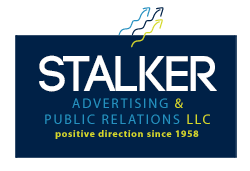 Stalker Advertising and Public Relations LLC logo